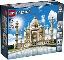 LEGO Creator Taj Mahal 10256 Building Kit and Architecture Model 5923 Pcs