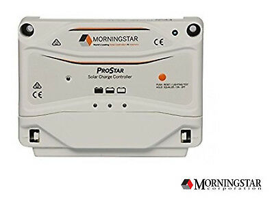 In Morningstar Prostar Ps-30 Pwm 30a Charge Controller Without Display 12/24v Gen3 Exquisite Workmanship
