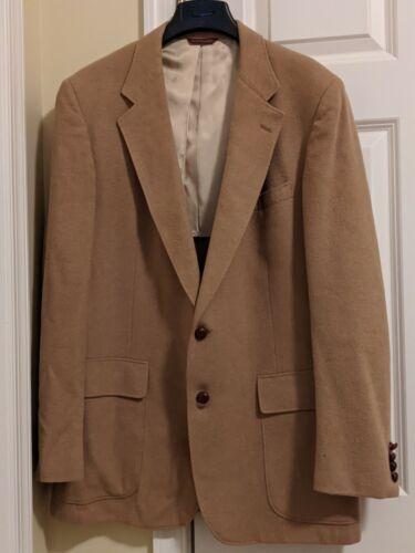 Mens B. Altman & co. vintage wool blazer coat L ca