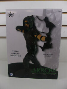 DC-Arrow-Season-4-TV-Icon-Heroes-Collectible-Statue-LIMITED-Edition-545-of-2000