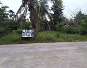 Se vende terreno en El Cuyo