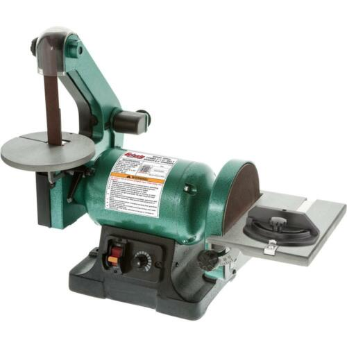 """Grizzly G0864 Variable-Speed 1/"""" x 30/"""" Belt// 6/"""" Disc Sander"""