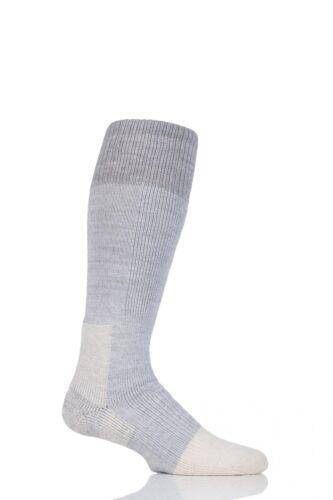 Mens and Ladies 1 Pair Thorlos Extreme Cold Cushioned Ski Socks