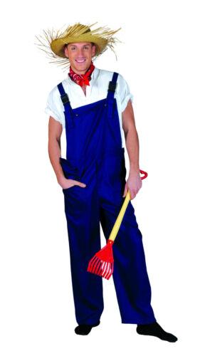 Pantaloni giardiniere DIV colori Colorato Unisex Pantaloni patta Pantaloni Tg S-XL Hippie Clown NUOVO