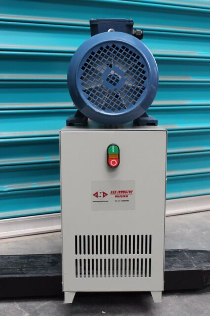 1.5kVA ASA Rotary converter 240V Single Phase to Three Phase 415V phase changer