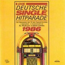Deutsche Single Hitparade 1986:Falco, Münchener Freiheit, EAV, Juliane We.. [CD]