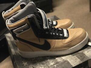 Nike Air Force 1 RT Riccardo Tisci Givenchy AF1 Tan Men Sz 14 Read