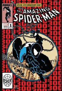 AMAZING-SPIDER-MAN-1-8-BIT-HOMAGE-VARIANT-MARVEL-COMICS-ASM-300-VENOM