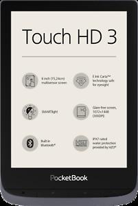 PocketBook-Touch-HD-3-BRANDNEU-HZO-Bluetooth-DHL-Versand