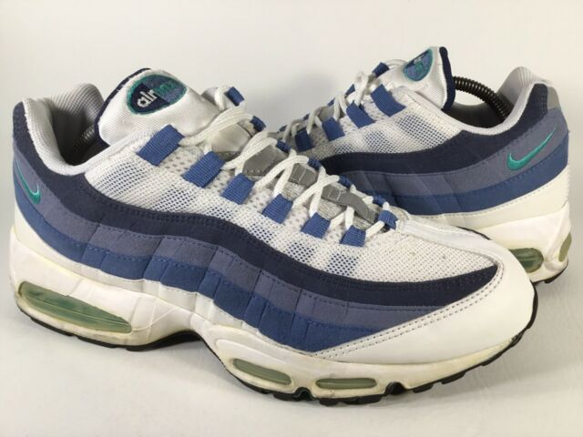 Size 11 - Nike Air Max 95 White - 306251-131