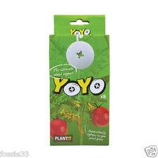 YOYO, RETRACTABLE PLANT HANGERS, PLANT SUPPORT X 8 BOX