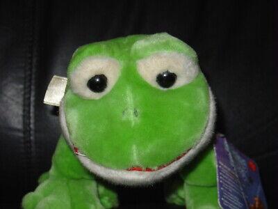 2019 Moda Russ Berrie Shining Stars Rana Giocattolo Peluche Teddy Edizione Limitata Con Etichette Regalo-mostra Il Titolo Originale