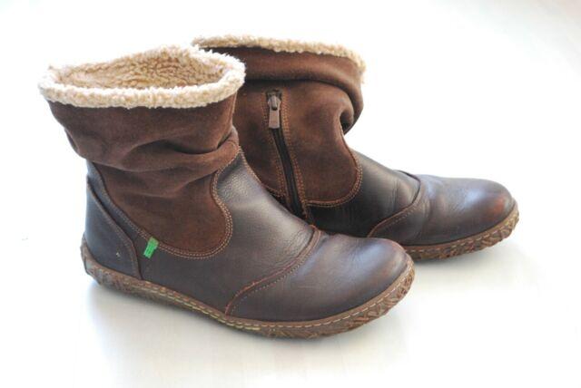 El Naturalista Nido Vegan N786T Ocean Damen Boots & Stiefeletten