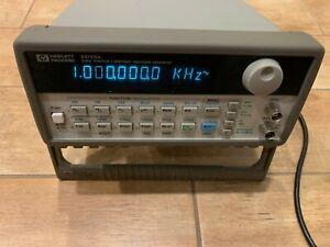 Hewlett Packard 33120A Arbitrary Waveform Generator Agilent HP REPAIR PARTS