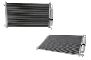 A//C CONDENSER FOR NISSAN TIIDA C11 2006-ONWARDS