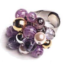 Antica Murrina India Divinity-- Murano Glass Ring