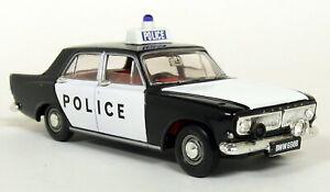 Vanguards-1-43-Scale-VA46000-Ford-Zephyr-4-MK3-West-Riding-Police-Model-Car