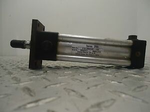 "PARKER 01.50 J2MAUS18AC/4.000 PNEUMATIC CYLINDER, 4"" STROKE, 1.5"" BORE"