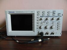 Tektronix TDS210 60MHz Digital Oscilloscope two channel real time 1 GS/s