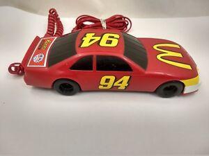 Vintage-1997-McDonalds-Corded-Touch-Tone-Telephone-NASCAR-Bill-Elliott-94