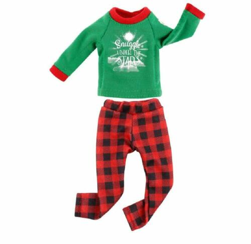 The Elf on the Shelf Claus Couture Starry Night PJs