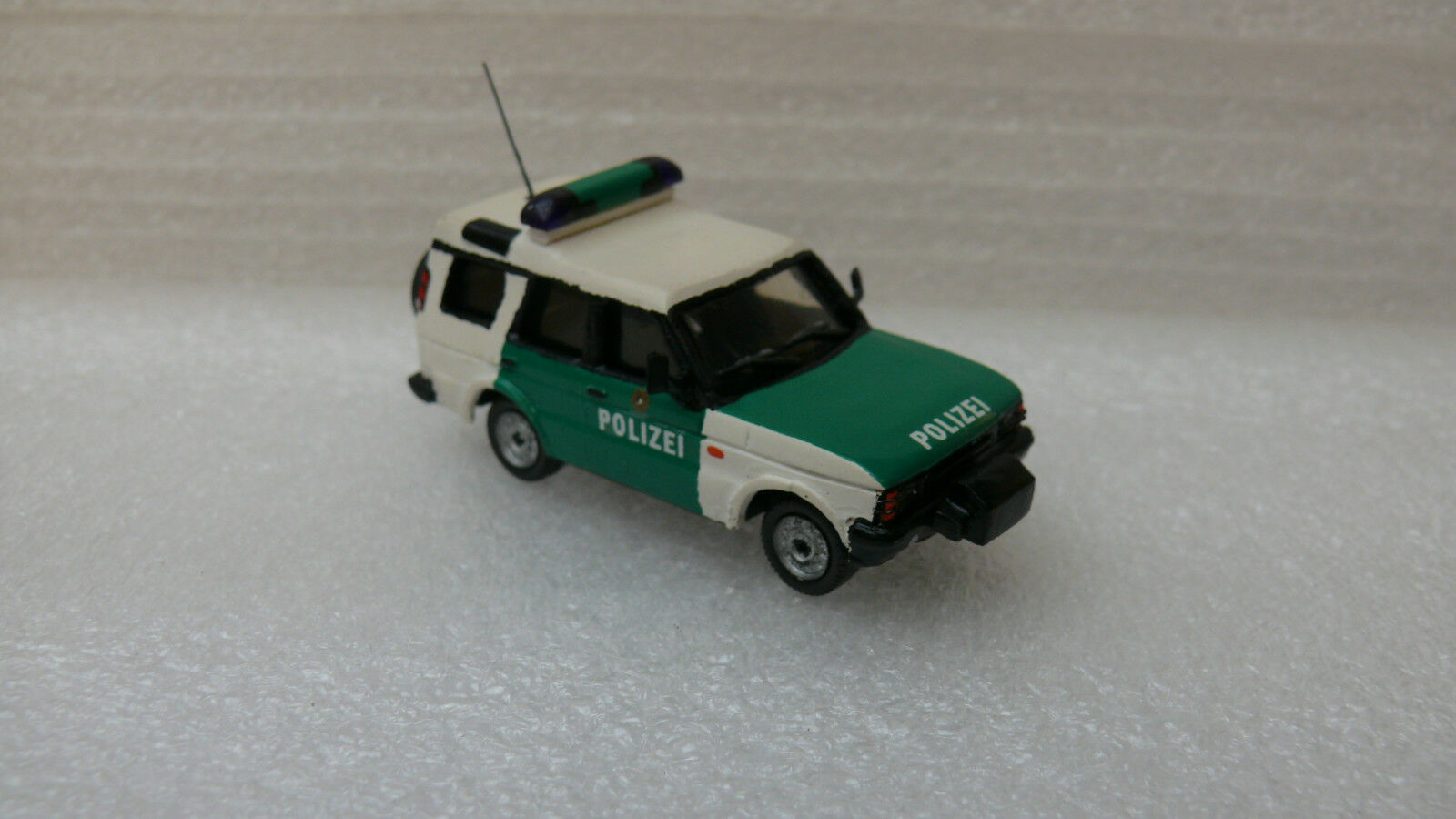POLICE BERLIN BPA BEPO fükw  Land Rover Discovery Extension quoi h0 1 87 TOP  commander maintenant les prix les plus bas
