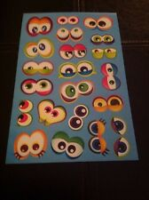 Assorted Googly Eyes/ Very Cute Stickers # 3