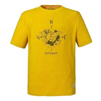 Nuova Moda SchÖffel Perth 1 T-shirt Giallo-mostra Il Titolo Originale Conveniente Da Cucinare