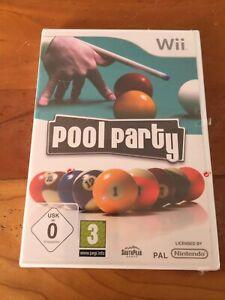 Jeu-Video-Nintendo-Wii-Occasion-Pool-Party-Billard-Americain-Snooker