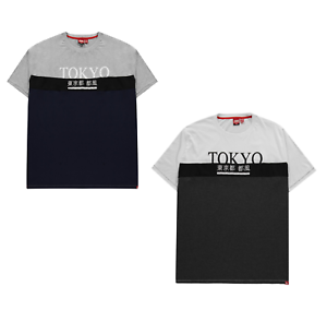 D555 T-Shirt Herren TShirt T shirt Tee Kurzarm Rundhals Freizeit 2563