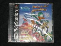 Tiny Toon:plucky's Big Adventure For Playstation One. Black Label.sealed.new