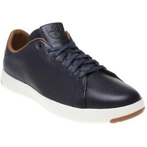 da da Grandpro tennis scarpe Haan Blue uomo in pelle Nuove Cole wAqaC