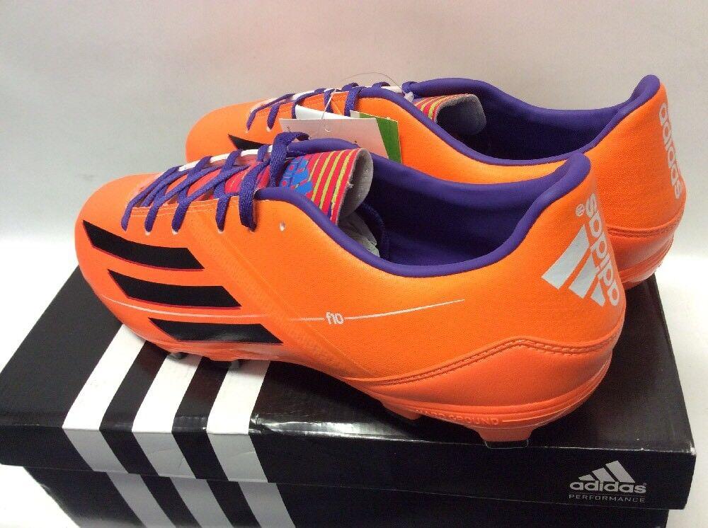 NEU Adidas F10 F10 F10 TRX HG Fußball Nockenschuh 44 2 3 1e7c43