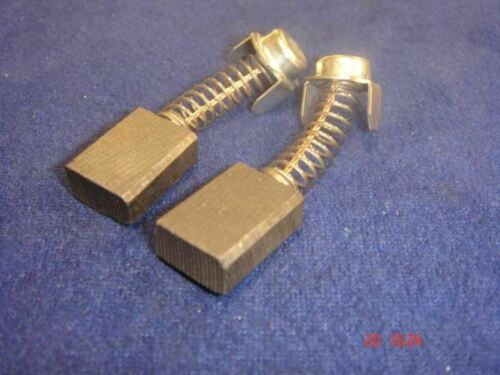 Pair of Carbon Brushes for Hitachi CS-280A CS-350A DH 45MR 50SA 50SA1 50SB 55