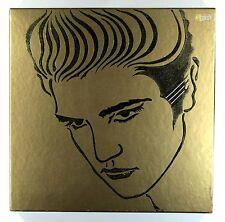 Elvis Presley - A Golden Celebration (6 x Cassette Numbered Box Set)