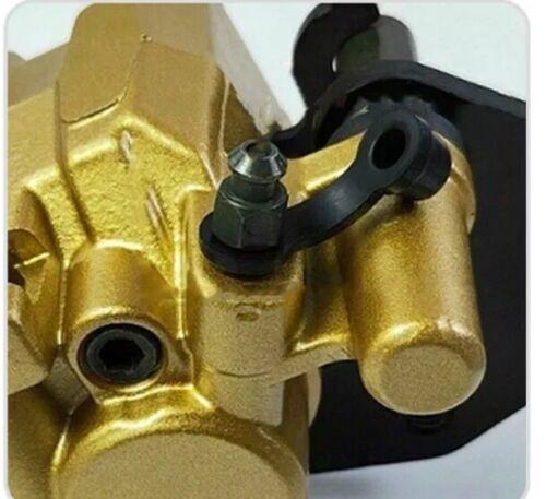 Brake Bleeder Screw Caps Grease Fitting Cap Rubber Zerk Fitting Cover 4pk