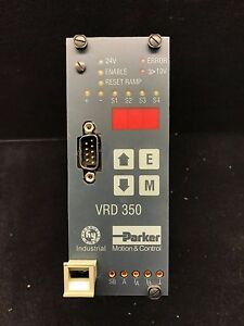 Parker-Motion-amp-Controle-Vrd-350-Servo-Conducteur-Carte