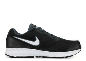 NIKE Downshifter 6 Men's Running Shoes Black Size 11
