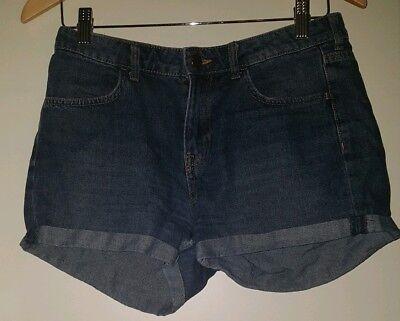 "Pantaloncini Di Jeans Blu H&m W30"" < Mj3223- Alta Qualità E Basso Sovraccarico"