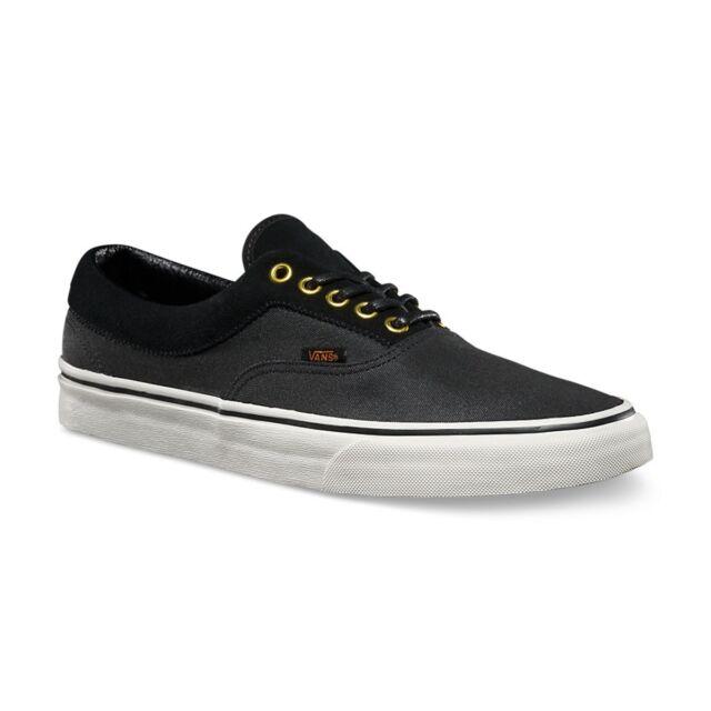 695cb63231 Vans Era 46 Tec Tuff Skate Shoes Mens Dirt Resistant Sneakers Vans  Skateboarding