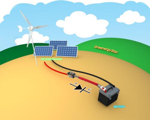 2x 1600V Volt 50A Amp Wind Turbine Generator Solar Panel PV Stud Blocking Diode