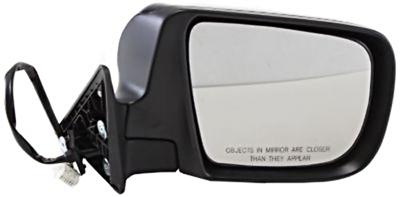 Sierra Right Passenger Mirror Power Unpainted Fold NoHeat Fits 99-02 Silverado
