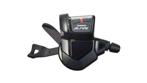 Shimano Alfine SL-S700 Trigger 11-Gang Scarf Lever Black Incl Shift Cable-NEW