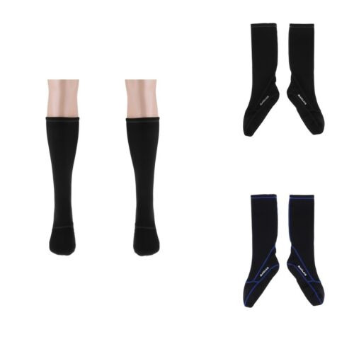 3mm Neoprene Socks for Scuba Diving, Snorkeling, Swimming & All Water Sports