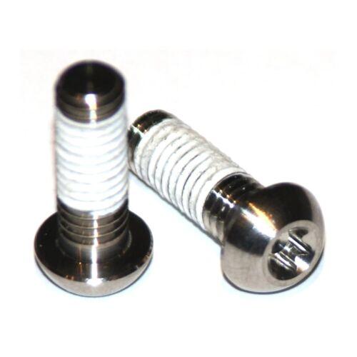 Orig Disc Brake Titanium Screw Torx 25 Avid Titanium Disc Screw M6 X 18
