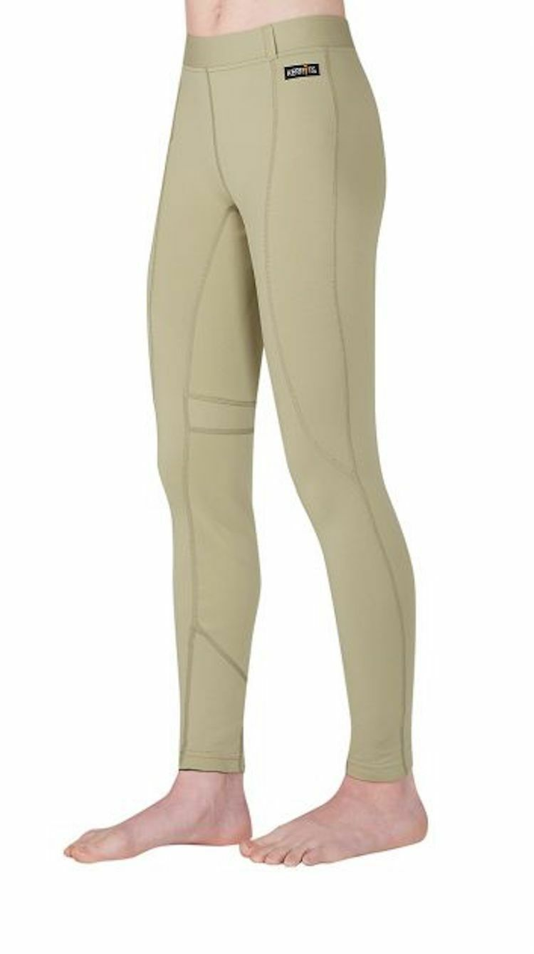 Kerrits Kids Flex Tight II Fullseat Breech-XL-Tan