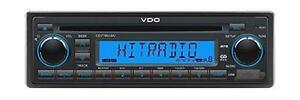 VDO-CD716U-BU-CD-MP3-Autoradio-mit-AUX-IN-USB-CD-716U-BU
