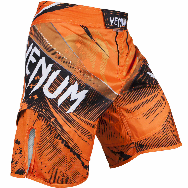 Venum  Fightshorts MMA Galactic  Neo arancia  cod. 1184  Large