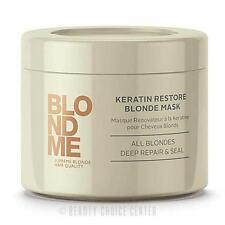 Schwarzkopf BlondMe Keratin Restore Blonde Mask 6.76oz