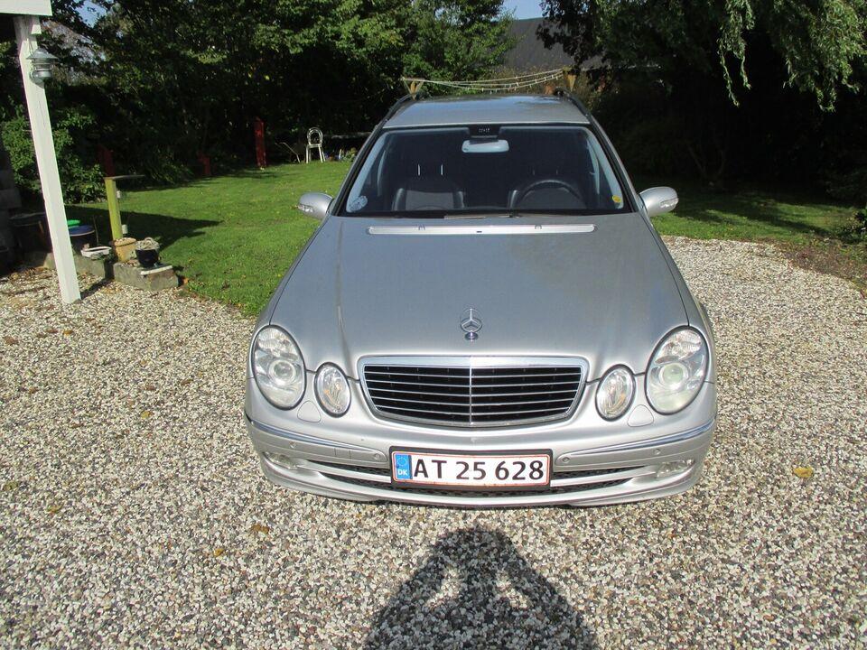 Mercedes E320, 3,2 CDi Avantgarde stc. aut., Diesel
